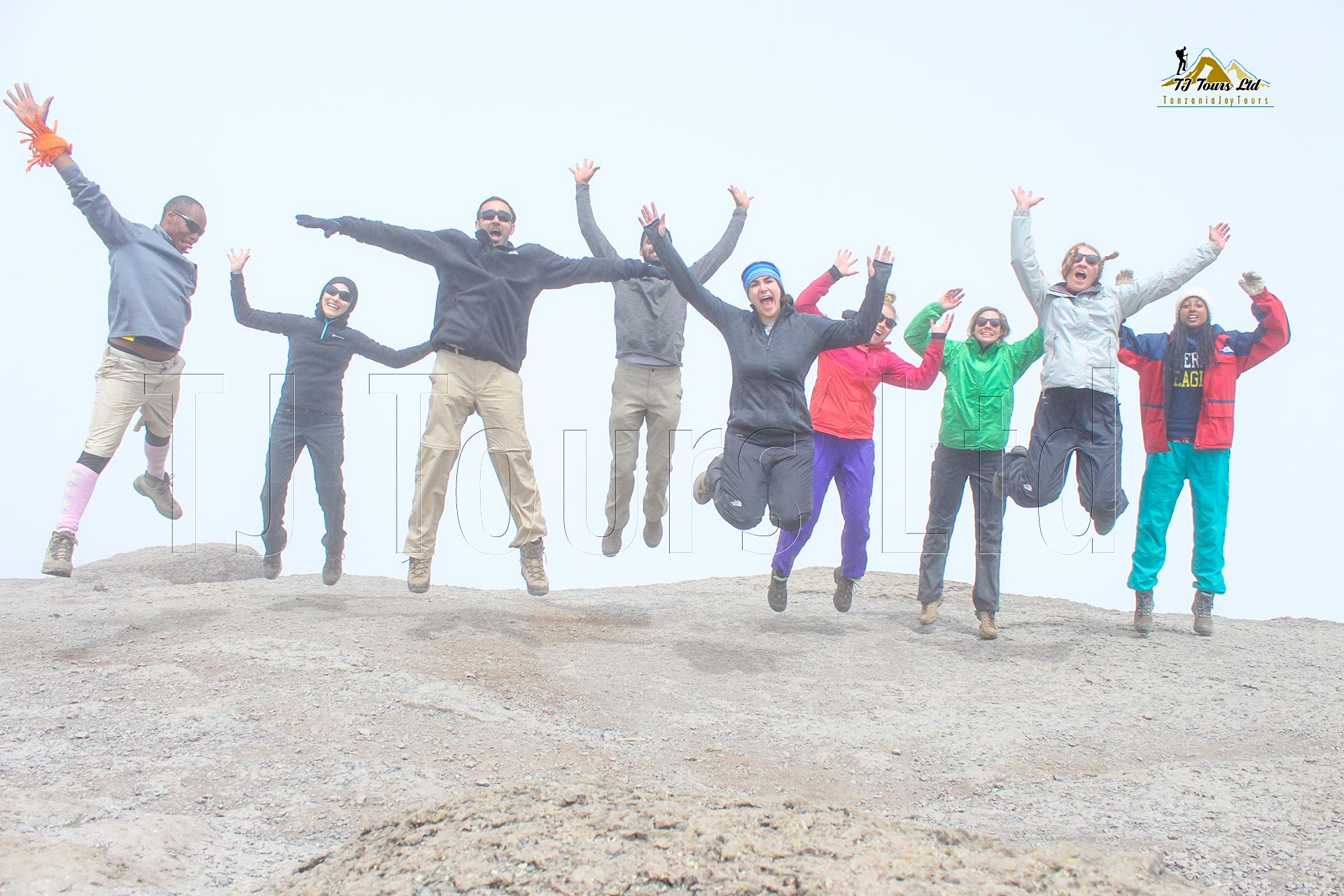 7 Days Machame Route Climbing