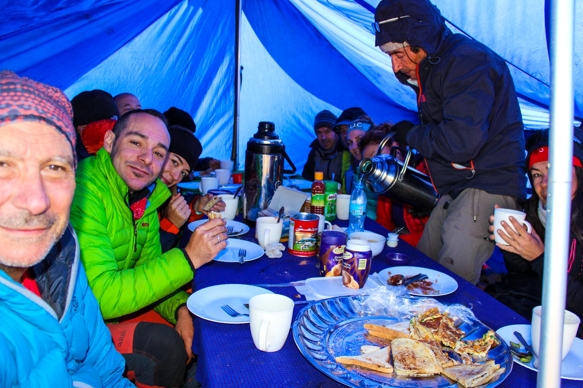 6 Days Machame Route Hike