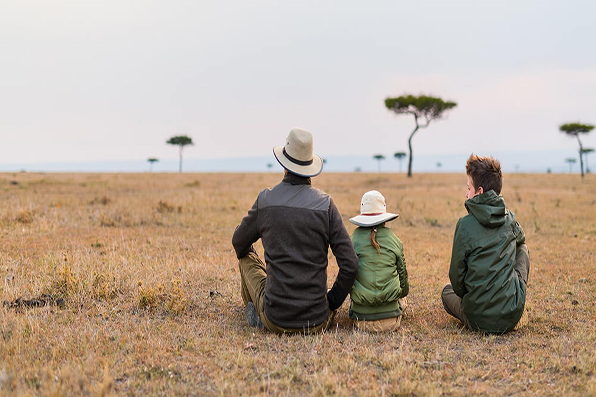 6 Days Family Safari Holiday