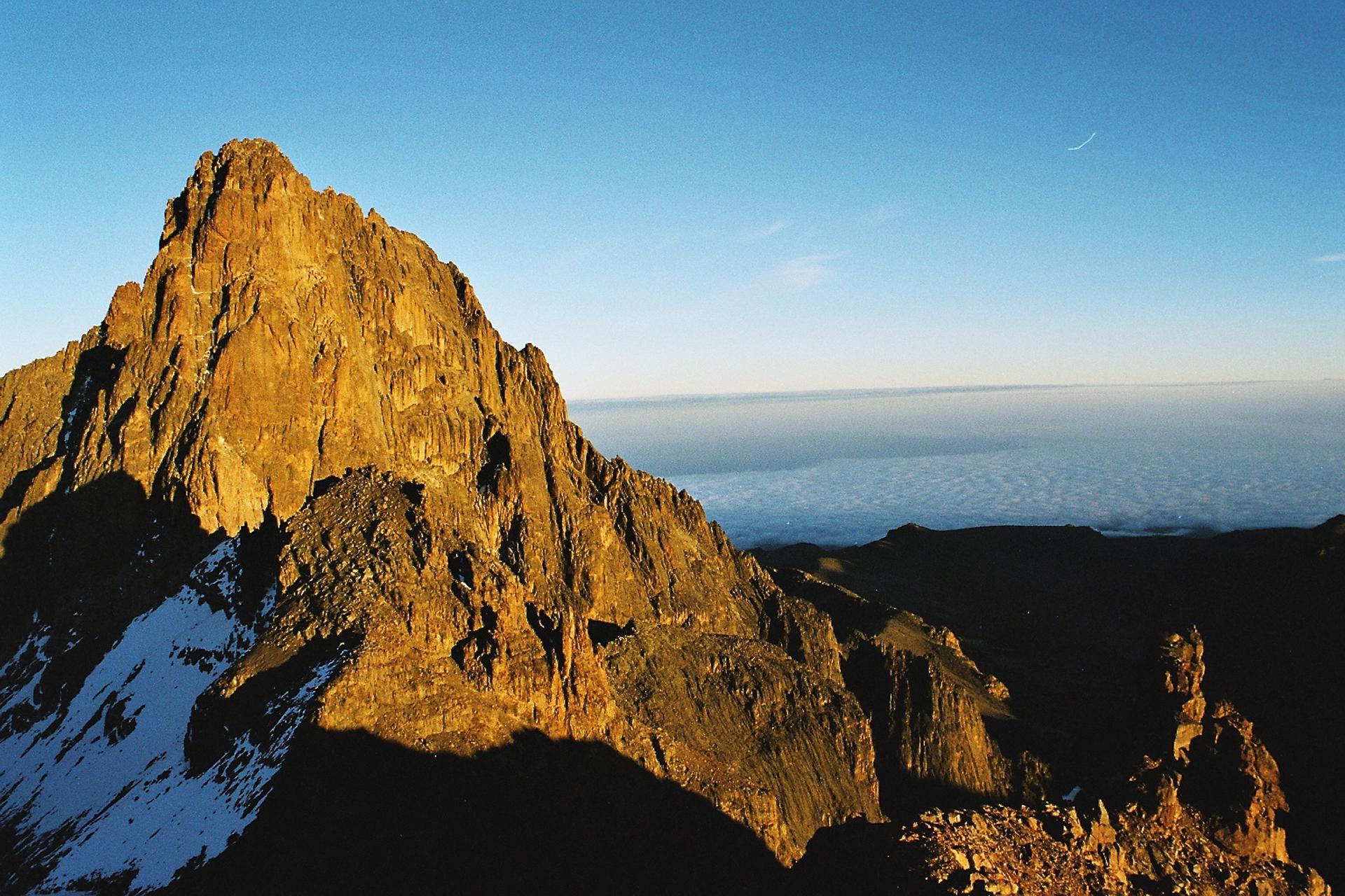 4 Days Mount Kenya Climbing NaroMoru Route